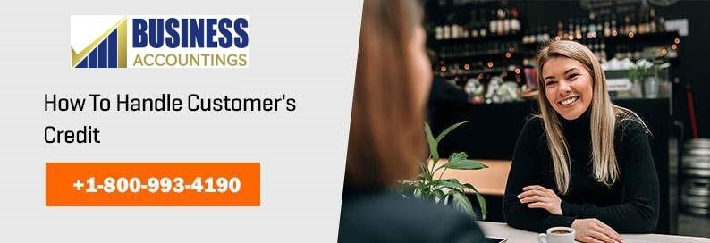 Handling Customers Credit