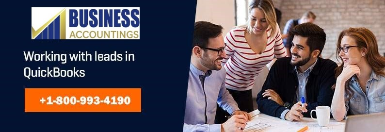 Working With Leads in Quickbooks