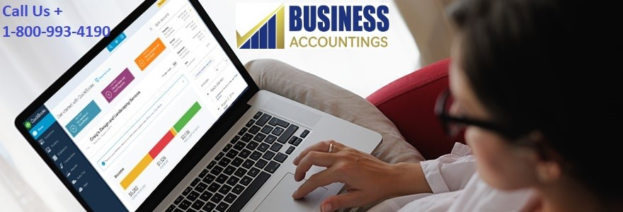What are financial formats for QuickBooks accounting software?