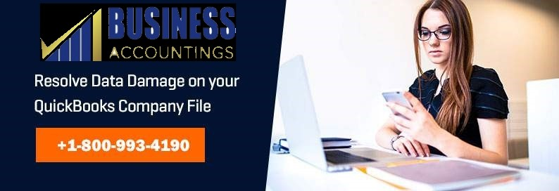 Resolve Data Damage on Your Company File