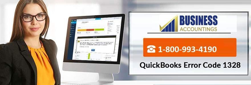 Fix QuickBooks Error 1328