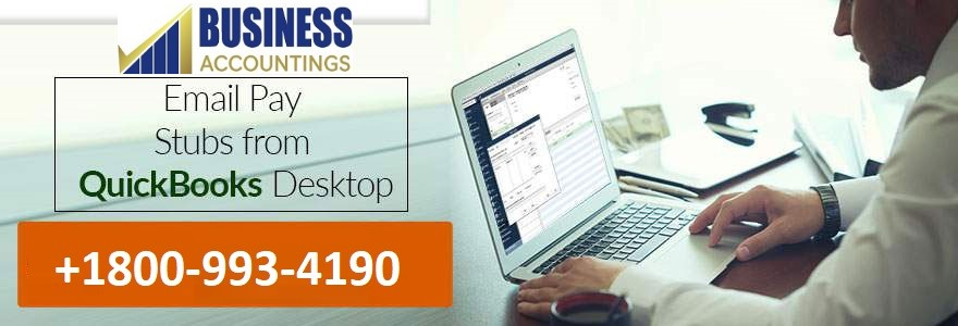 Email Pay Stubs From QuickBooks Desktop