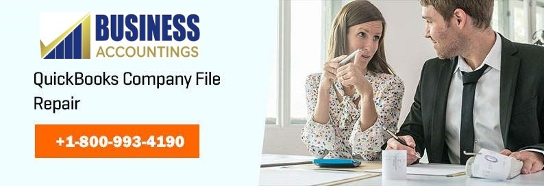 Process to Repair Corrupted QuickBooks Company File