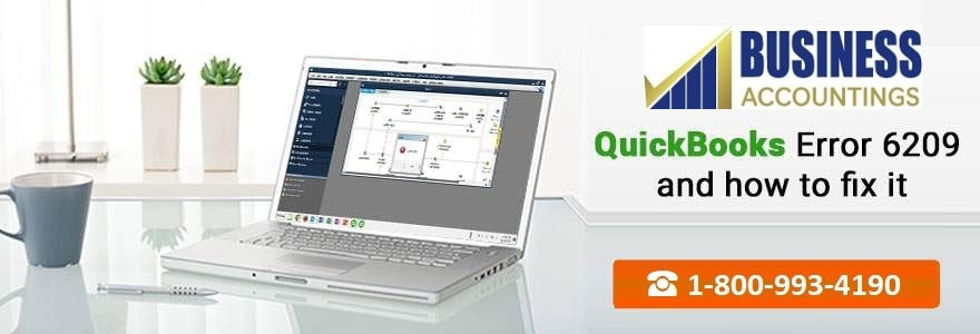 How To Fix QuickBooks Error 6209