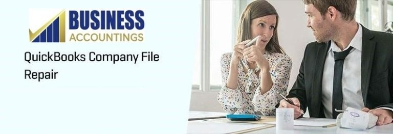 Repair Corrupted QuickBooks Company File