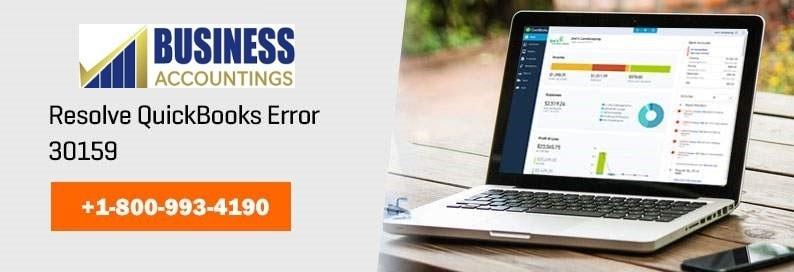 Fix QuickBooks Error 30159