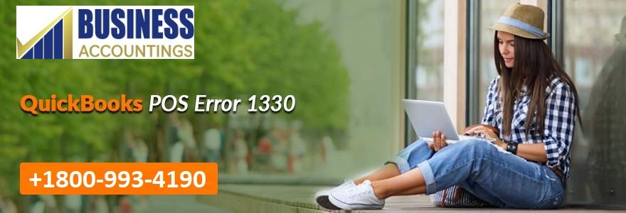 Fix QuickBooks POS Error 1330