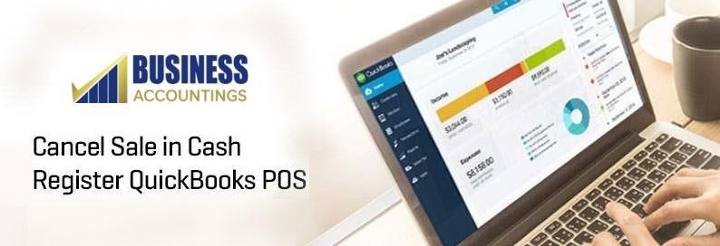 Cancel-sale-in-cash-register-QuickBooks-POS