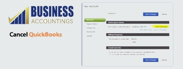 Cancel your QuickBooks Online Subscription 1 768x293 1
