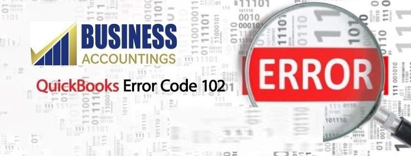 How to Fix QuickBooks Banking Error 102