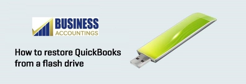 How-to-restore-QuickBooks-from-a-flash-drive