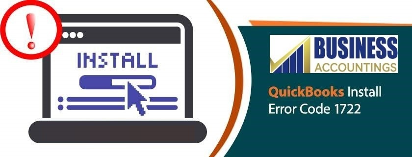 QuickBooks-Install-Error-Code-1722