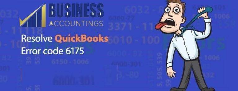 Resolve QuickBooks Error code 6175 1 768x293 1