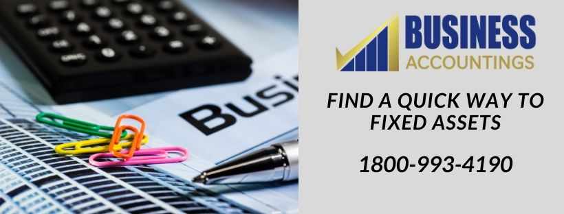 Find a Quick Way to Fixed Assets