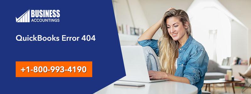 Fix QuickBooks Error 404